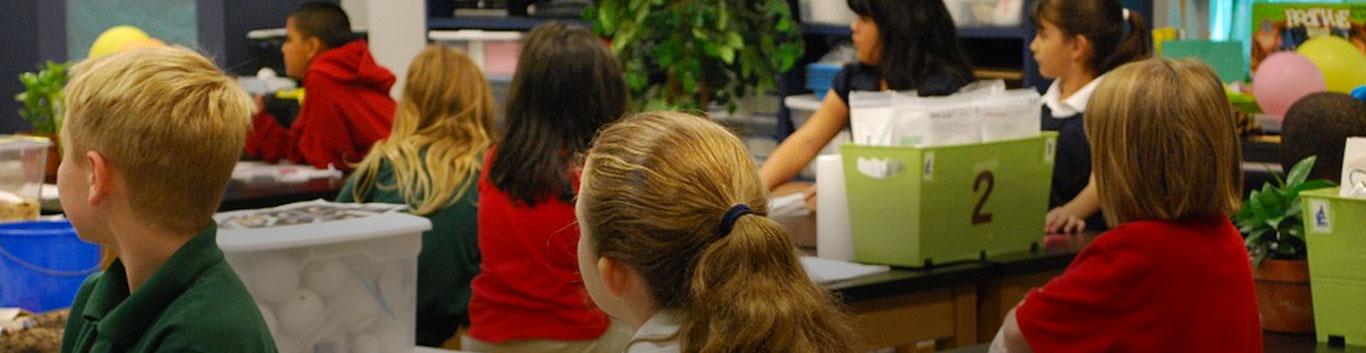 Kids Learning Banner